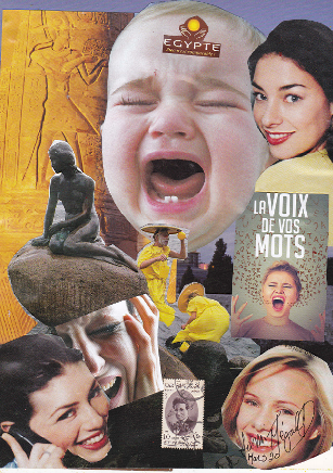 Collage mars 2020