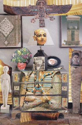 La tête du pharaon
