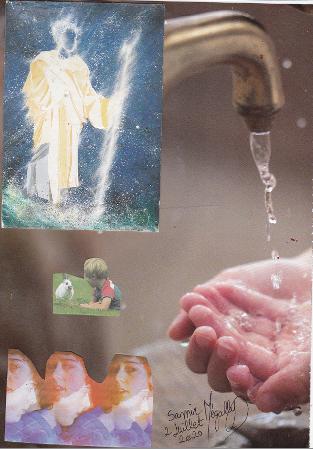 L'eau sacrée
