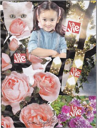 Roses du prentemps